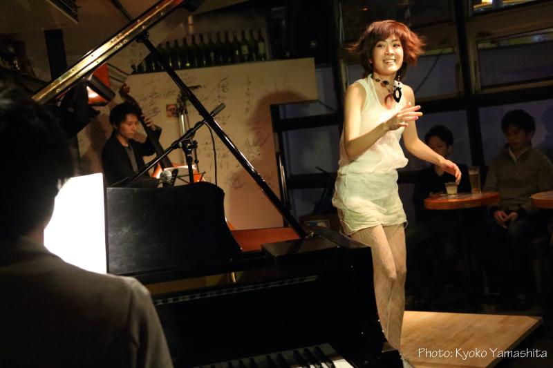 Tap re Trio Tsubura Yoshida